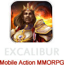 EXCALIBUR Mobile Action MMORPG