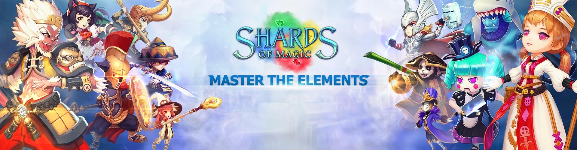 Shards of Magic
