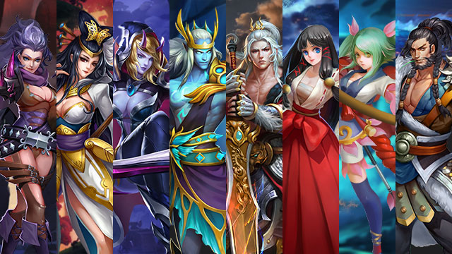 Free Hero Rotation - March 24