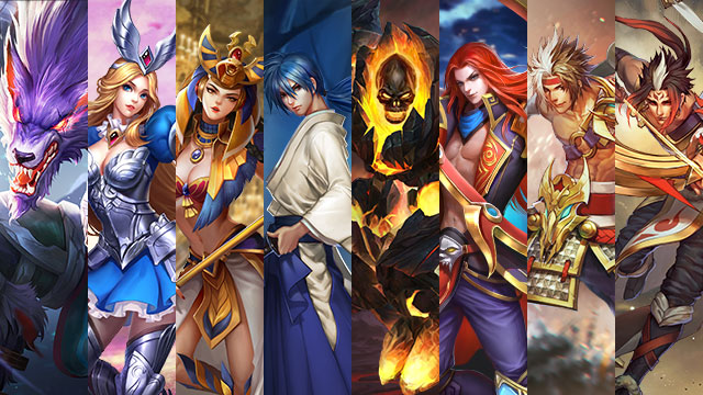 Free Hero Rotation - March 31