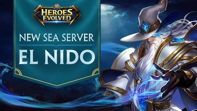 SEA Regional Server