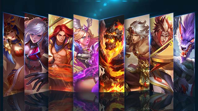 Free Hero Rotation - June 8th
