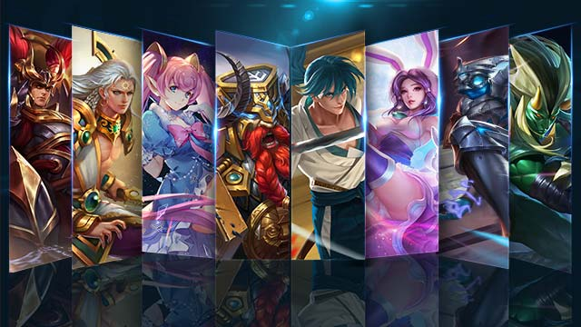 Free Hero Rotation - June 15th