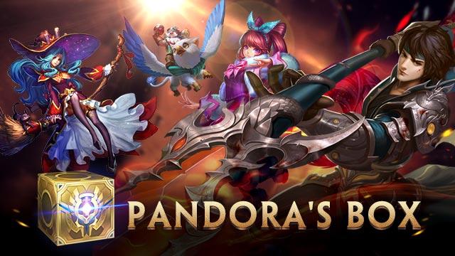 Pandora's Box is coming