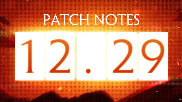 December 29th Update