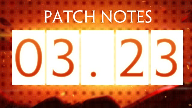 March 23rd Update