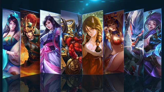 Free Hero Rotation - July 6th