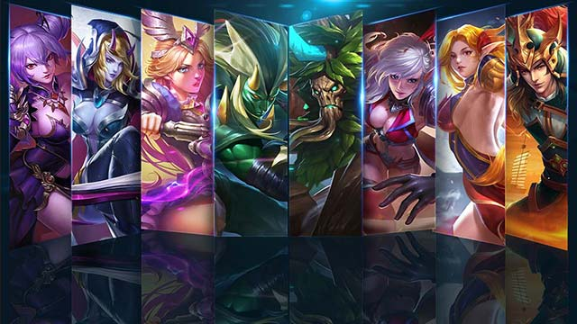 Free Hero Rotation - August 3rd