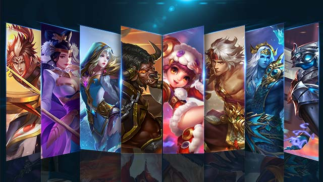 Free Hero Rotation - August 10th