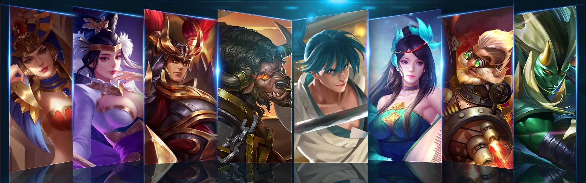 Free Hero Rotation - August 17th