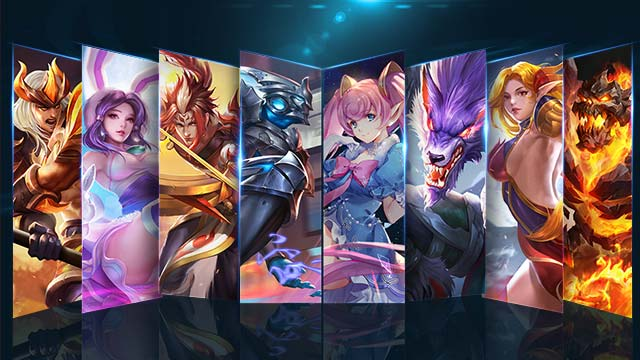 Free Hero Rotation - August 24th