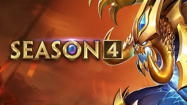 SEASON 4 IS OPEN NOW!