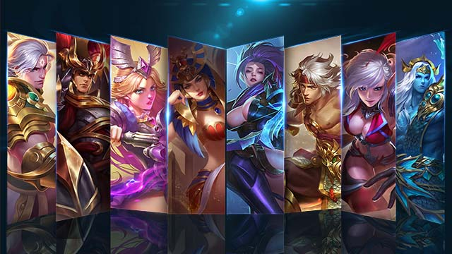 Free Hero Rotation - August 31st