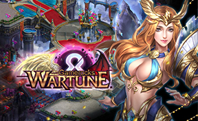 Wartune Gamerocks