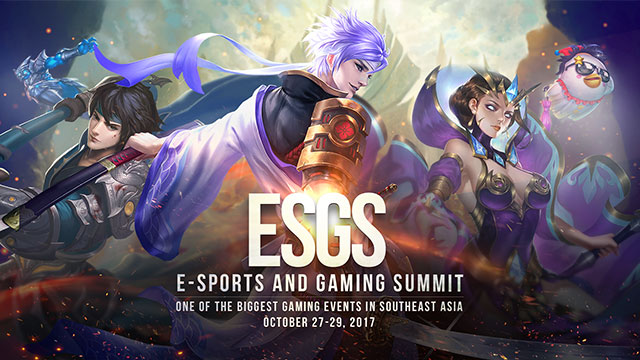 Heroes Evolved & R2Games will be at ESGS