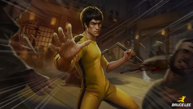 Legendary Kung-Fu Master Bruce Lee Joins The Heroes Evolved Cast