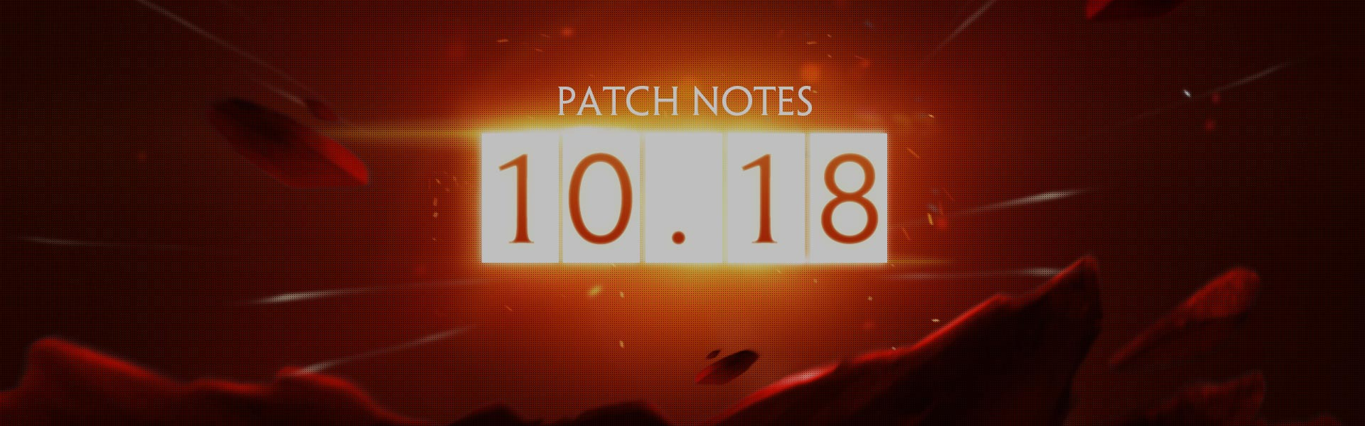 October 18th Update
