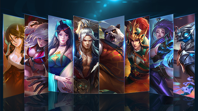 Free Hero Rotation - November 2nd