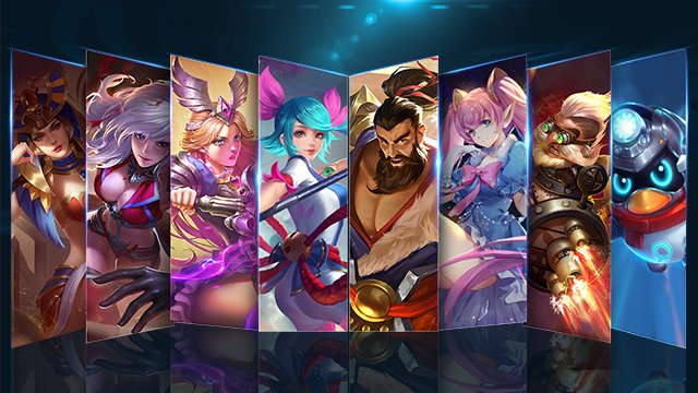 Free Hero Rotation - November 9th