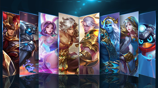 Free Hero Rotation - November 16th