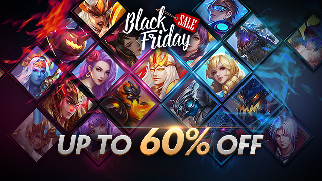 Black Friday Mega Deals: Shop 'til You Drop!