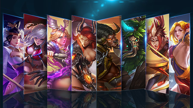 Free Hero Rotation - December 7th
