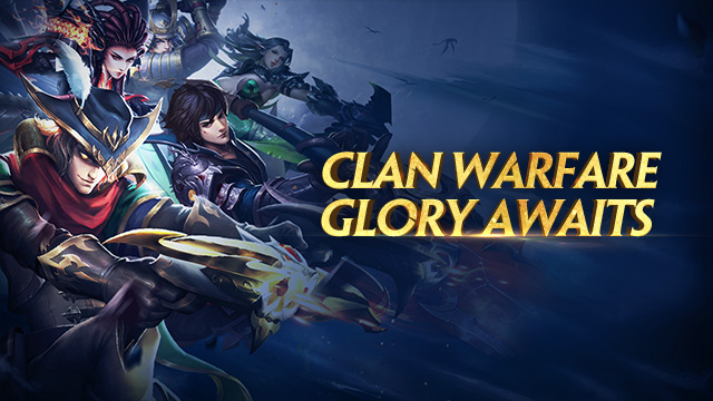 Clan Warfare Season 2 is on!
