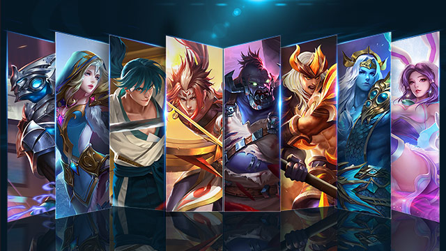 Free Hero Rotation - December 28th