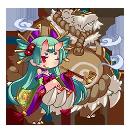 鬼姬・青姬與熊童子