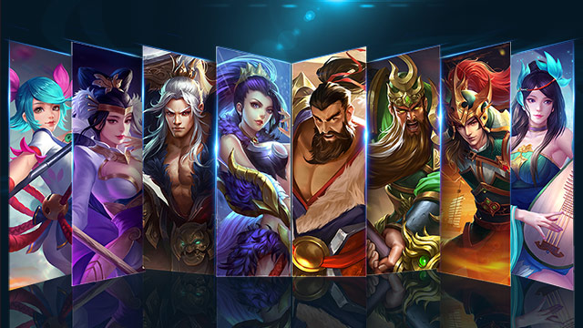 Free Hero Rotation - January 4th