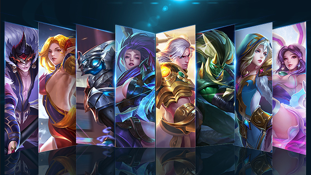 Free Hero Rotation - January 11th