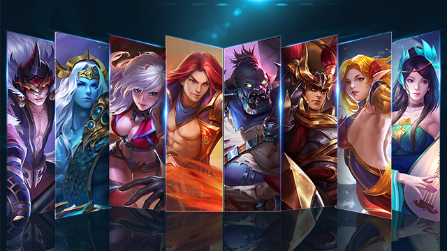 Free Hero Rotation - January 25th