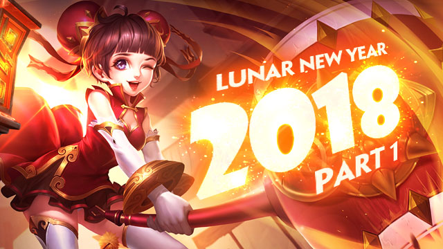 LUNAR NEW YEAR SPECIALS I