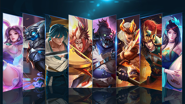 Free Hero Rotation - February 8th