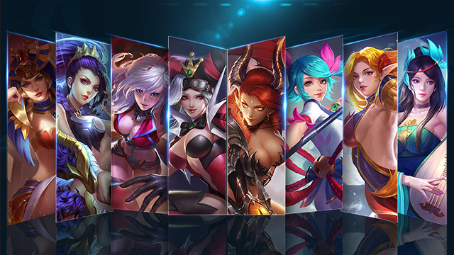 Free Hero Rotation - March 8th