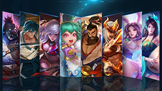 Free Hero Rotation - March 23rd