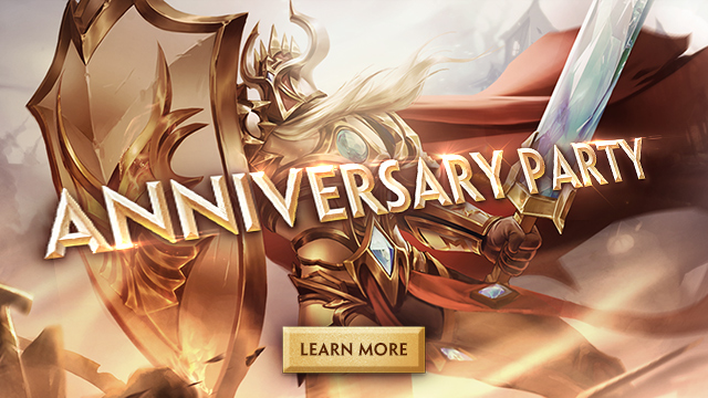 1-Year Anniversary Event