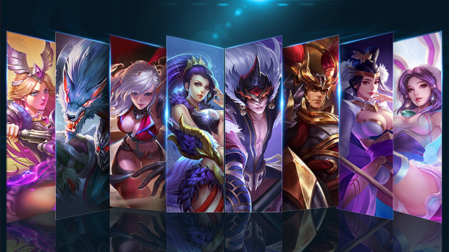 Free Hero Rotation - April 26