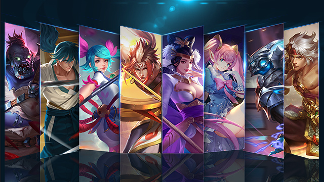 Free Hero Rotation- May 3rd- May 9th