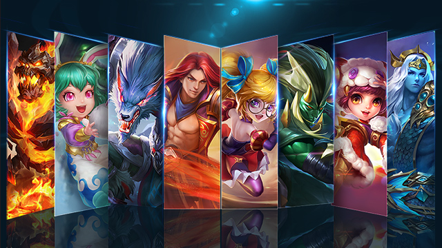 Free Hero Rotation May 10th.