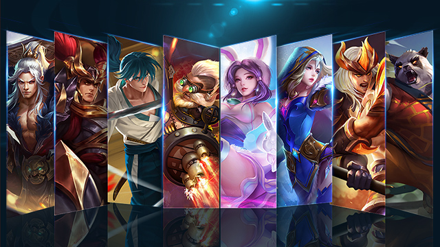 Free Hero Rotation May 17th
