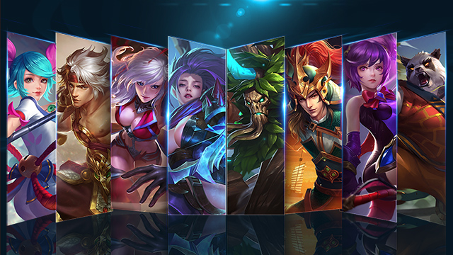 Free Hero Rotation May 31st.