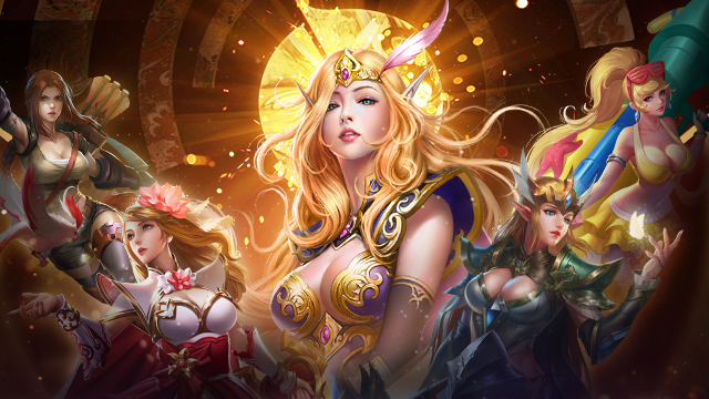 Heroes Evolved Update - November 21st 2018