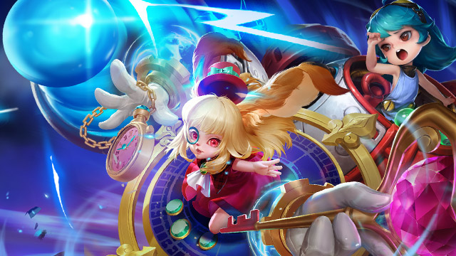 Heroes Evolved Update - April 10 2019