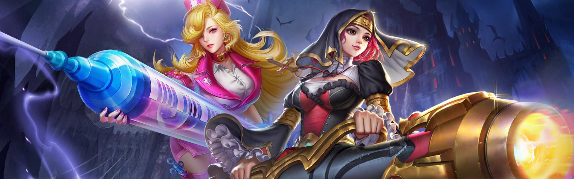 Heroes Evolved Update - April 24 2019