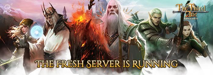 TTA new server