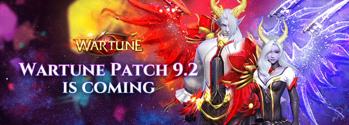 Wartune 9.2 is coming