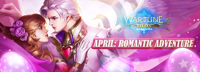 April Romance