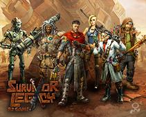 Survivor Legacy CG