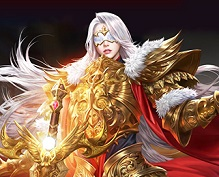 League of Angels III - Legendary Hero Johanna